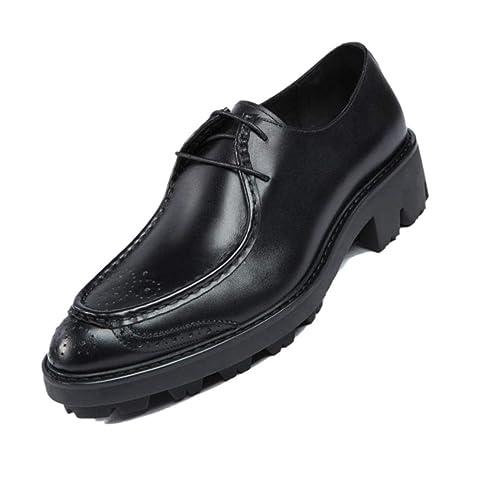 Zapatos De Vestir para Hombres Transpirables Derby ...