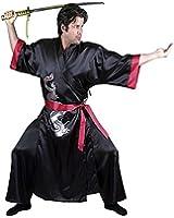 Samurai Warrior Man Adult Costume