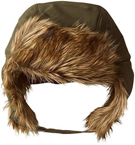 Columbia Men's Winter Challenger Trapper, Peatmoss, Brown, S/M