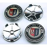 4pcs W040 68mm Car Styling Accessories Emblem Badge Sticker Wheel Hub Caps Centre Cover ALPINA BMW X1 X3 X5 X6 E46 E39 E36 E60 E34 E90 E65 E70 E53 E87