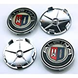 4pcs W040 68mm Car Styling Accessories Emblem Badge Sticker Wheel Hub Caps Centre Cover ALPINA BMW X1 X3 X5 X6 E46 E39 E36 E60 E34 E90 E65 E70 E53 E87