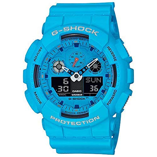 Used, G-Shock by Casio Men's Limited Edition GA100RS-2A Analog-Digital for sale  Delivered anywhere in USA