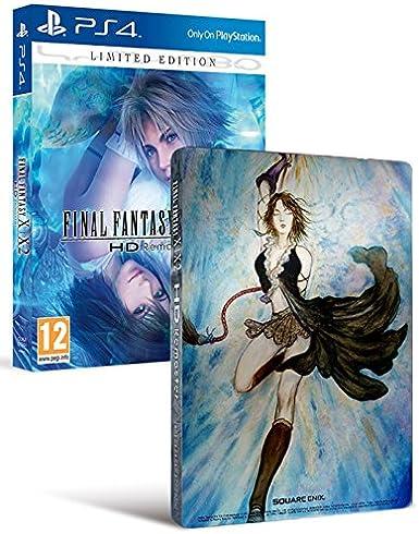 Final Fantasy X-X2: Remaster - Steelbook Edition (Day-One) [Importación Italiana]: Amazon.es: Videojuegos