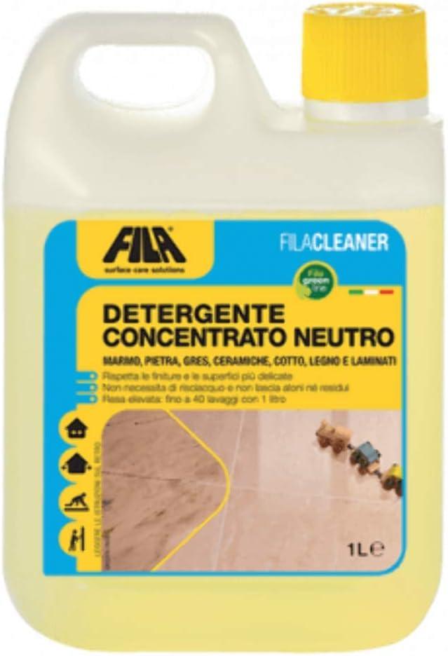 Fila CLEANER PRO Limpiador de suelo Universal 1 L: Amazon.es ...