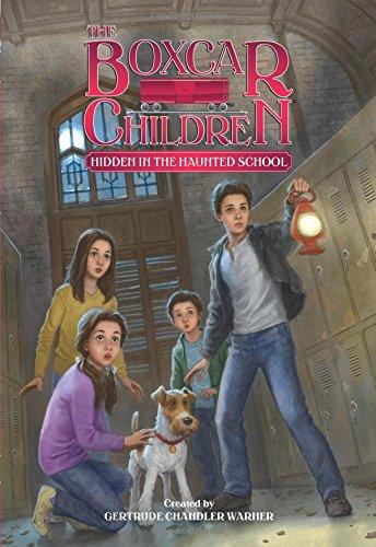 #144 Hidden in the Haunted School