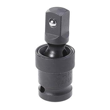 LIOOBO Accesorios para Llaves de Vaso de 1/2 Pulgada Accesorios para manivela Llave para reparación de Llaves para Coches: Amazon.es: Hogar