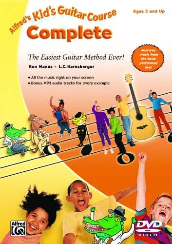 Kid's Guitar Course Complete