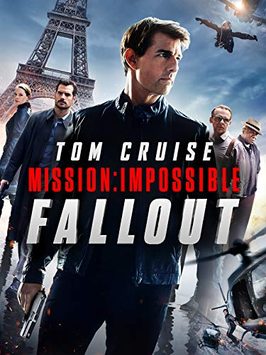 VHS : Mission: Impossible - Fallout