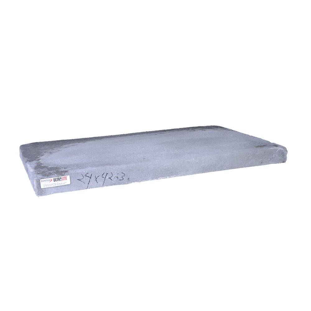 DiversiTech UC2442-3 UltraLite Concrete Equipment Pad, 24'' x 42'' x 3'', 28# per Pad