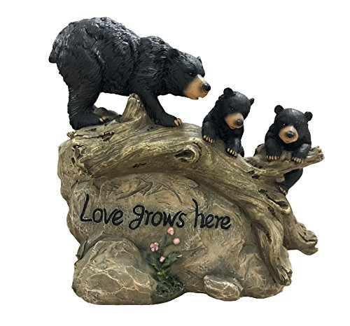 Cheap TIAAN Family Bears with Love Rock