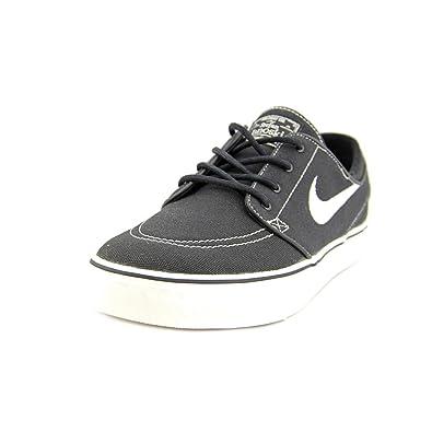 newest a9e2f bf876 Nike SB Zoom Stefan Janoski Black Sail Skate Shoes Trainers UK 9  Amazon.co. uk  Shoes   Bags