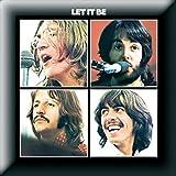 Merch - The Beatles-let It Be Album Pin Badge