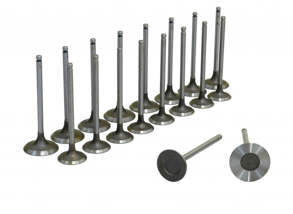 Diamond Power Intake & Exhaust Valves works with Toyota Tacoma 2.4L 2.7L DOHC