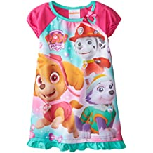 Paw Patrol Little Girls' Dream Team Nightgown