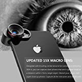 NELOMO Universal Professional HD Camera Lens Kit