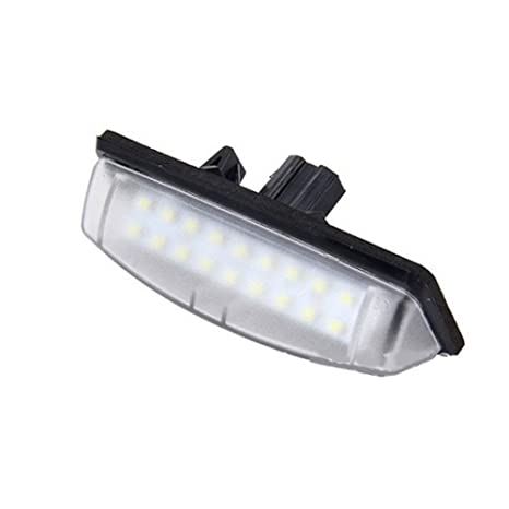 ReFaXi Lámpara De Matrícula LED, para Toyota/Lexus Lámpara De Matrícula LED Lexus Es