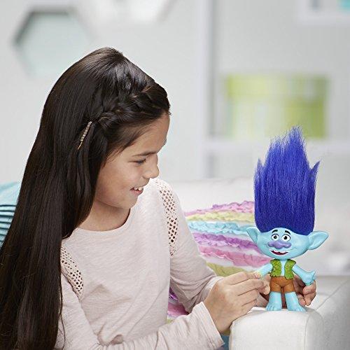 Trolls DreamWorks Branch Hug Time Harmony Figure