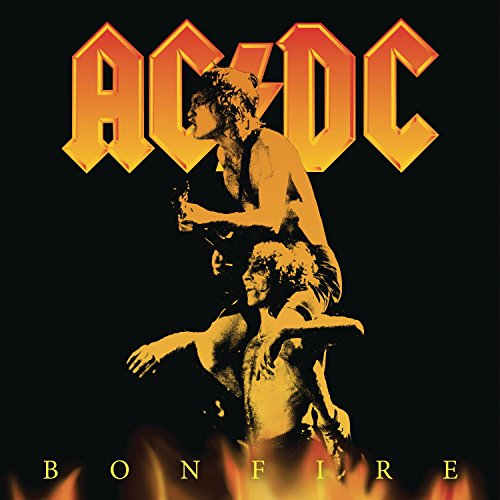CD : AC/DC - Bonfire (Boxed Set, 5 Disc)