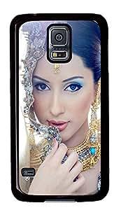 Samsung Galaxy S5 Beautiful Bride PC Custom Samsung Galaxy S5 Case Cover Black