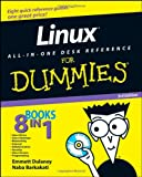 img - for Linux All-in-One Desk Reference For Dummies book / textbook / text book