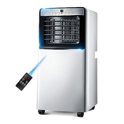 Deawecall Fan pequeño portátil Aire Acondicionado móvil Solo frío Tipo pequeño 1p una máquina (Color