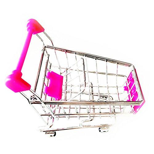 Spielzeug für Papageien / Kleintiere, Mini-Einkaufswagen