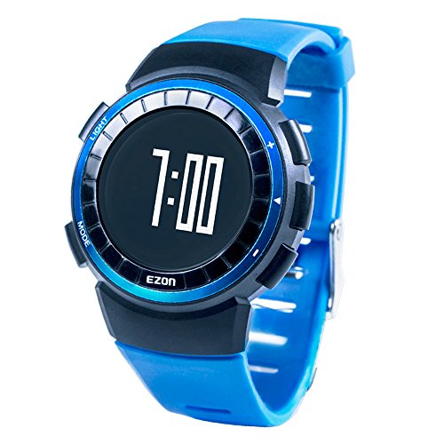 Ezon T029B07 pedometer sport running jogging watch by EZON