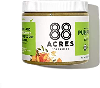 product image for 88 Acres, Pumpkin Seed Butter Jar, 14 Ounce