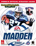 Madden NFL, 2001, Mark Cohen and Jason Young, 0761529764
