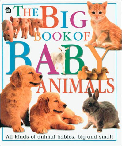 Big Book of Baby Animals PDF