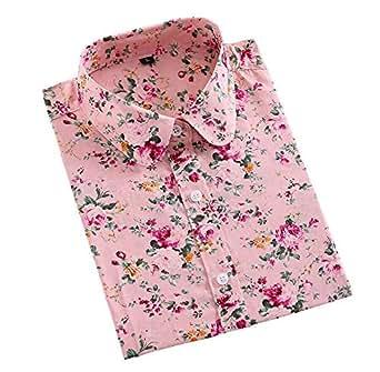 Pink Shirt Neck Shirts For Women