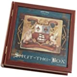 Shut-The-Box Bookshelf Edition