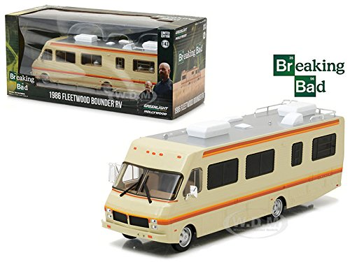Limited Edition 1986 Fleetwood Bounder RV