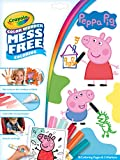 Crayola Color Wonder Peppa Pig Coloring Pages, Mess for Kids, Age 3, 4