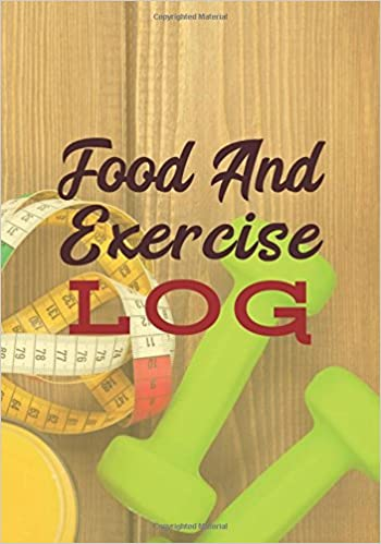 food and exercise log 90 days food exercise journal weight loss