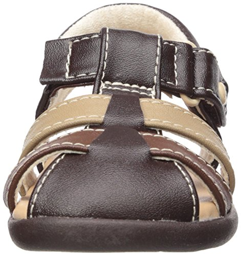 UGG Boys I Kolding Fisherman Sandal, Stout, 6-7 M US Infant - Image 4