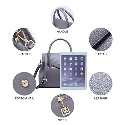 pour tout les à femmes BOYATU à cuir Sacs fourre Designer Mesdames Handle main sac Top sac sacs main en qpp7UwXFH