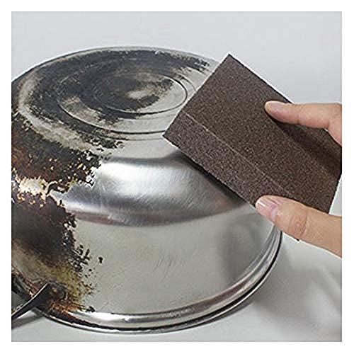 Caxmtu 3Pcs Magic Carborundum Brush Sanging Sponge for Pot Teapot Kettle...