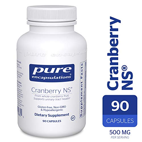 Pure Encapsulations - Cranberry NS - Hypoallergenic Supplement to Support Urinary Tract Health* - 90 Capsules