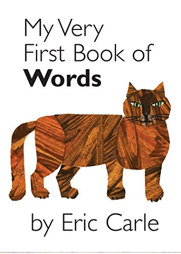 My Very First Book of Words (The Very First Bible In The World)