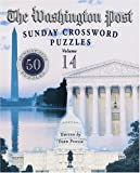img - for The Washington Post Sunday Crossword Puzzles, Volume 14 book / textbook / text book