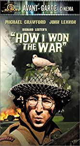 How I Won The War [VHS]