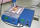 Preheating Oven T8120 + BGA IRDA WELDER T835 kit CE USG
