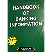 Handbook Of Banking Information 49th edition BY NS TOOR