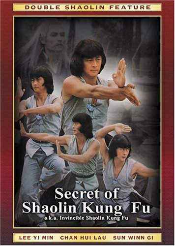 Secret of Shaolin Kung Fu a.k.a. Invincible Shaolin Kung Fu