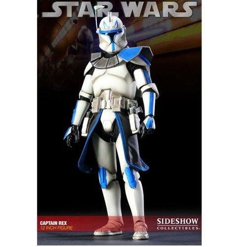 Militaries of Star Wars Captain Rex 12