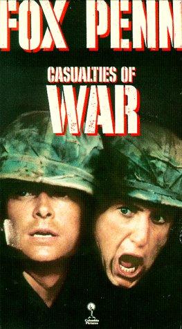Amazon.com  Casualties of War  VHS   Michael J. Fox 063bb60cce348
