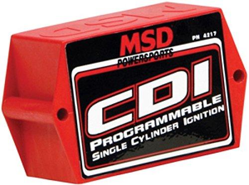 MSD Fuel Ignition Controller FI EFI CDI ECU Yamaha Rhino 660 & Universal -  4217-MSD