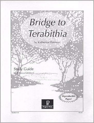 Bridge to Terabithia Study Guide