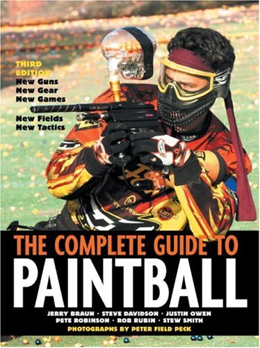 The Complete Guide to Paintball, Third Edition ebook